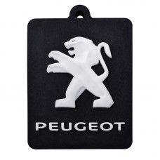 Chaveiro Emborrachado Peugeot