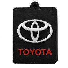 Chaveiro Emborrachado Toyota