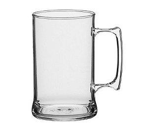 Caneca para Chopp 450ml - Kaballa Acrílico - Cristal
