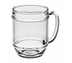 Caneca Barril 370ml - Kaballa Acrílico - Cristal