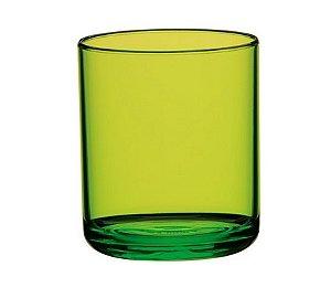 Copo Drink 350ml - Kaballa Acrílico - Verde