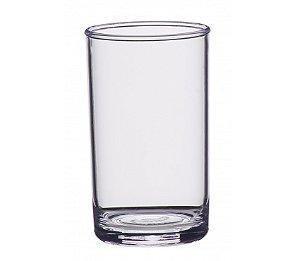 Copo Kid 200ml - Kaballa Acrílico - Cristal