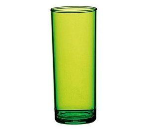 Copo Long Drink 300ml - Kaballa Acrílico - Verde
