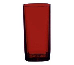 Copo Square 300ml - Kaballa Acrílico - Vinho