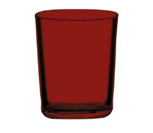 Copo Square 250ml - Kaballa Acrílico - Vinho