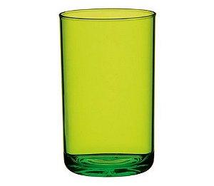 Copo Suco 500ml - Kaballa Acrílico - Verde