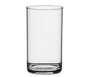 Copo Água 350ml - Kaballa Acrílico - Cristal