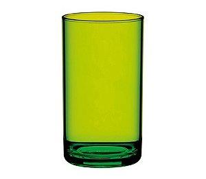 Copo Água 350ml - Kaballa Acrílico - Verde
