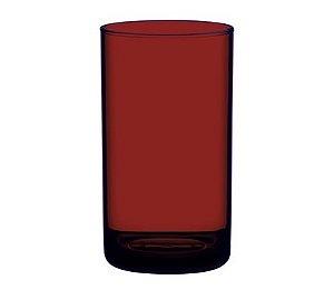 Copo Água 350ml - Kaballa Acrílico - Vinho