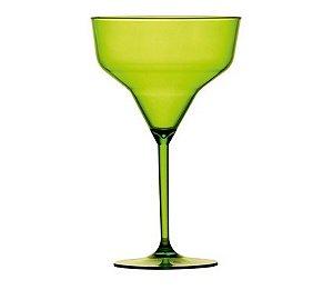 Taça Sophia 350ml - Kaballa Acrílico - Verde