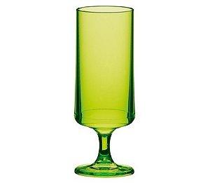 Taça Vitória 260ml - Kaballa Acrílico - Verde