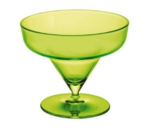 Taça Iris 270ml - Kaballa Acrílico - Verde