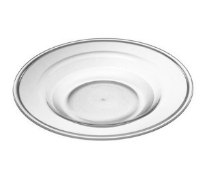Prato Fundo 22cm - Kaballa Acrílico - Cristal