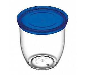 Pote Multiuso 300ml - Kaballa Acrílico - Azul Marinho