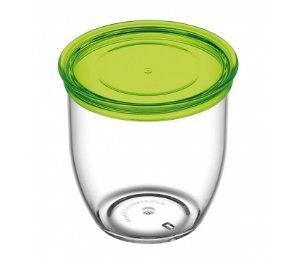 Pote Multiuso 300ml - Kaballa Acrílico - Verde