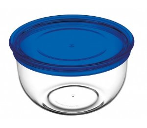 Pote Multiuso 1L - Kaballa Acrílico - Azul Marinho