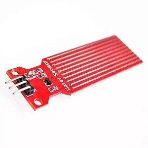 Sensor de Nível de Água / Sensor de Profundidade Para Arduino