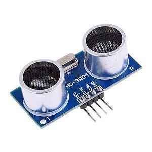Sensor de Distância Ultrassônico HC-SR04
