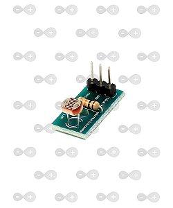 Módulo Sensor de Luz com LDR - GBK Robotics