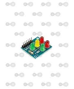 Módulo Semáforo - GBK Robotics