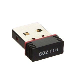 Adaptador Wifi USB 150Mbps para Raspberry Pi