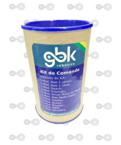 Kit de Comando GBK Robotics