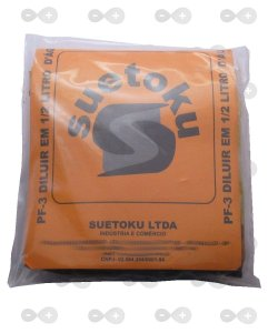 Percloreto de ferro p/ 1/2 Litro d'agua