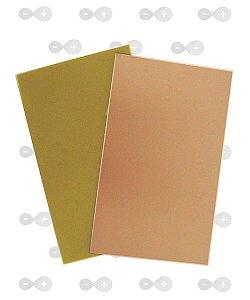 Placa de fenolite simples 5x15