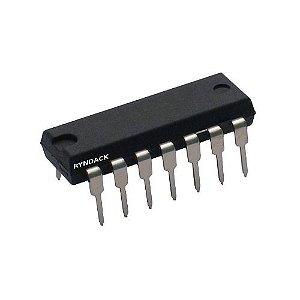 Circuito integrado SN 74HC14 SMD