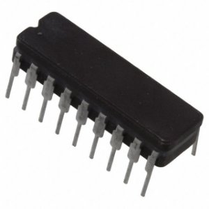 Microcontrolador PIC 16C54C-04/P