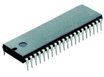 Microcontrolador PIC 16F877A-I/P