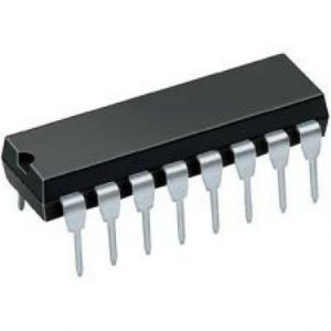 Microcontrolador ULN 2003
