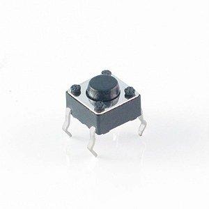 Push Button / Chave táctil 6x6x5 180 Graus
