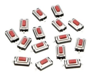 CHAVE TACT 4X6x2,5 SMD