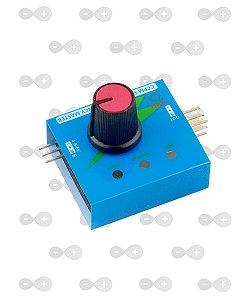 Testador de Servo 3 Canais ou ESC / Servo Tester CCPM