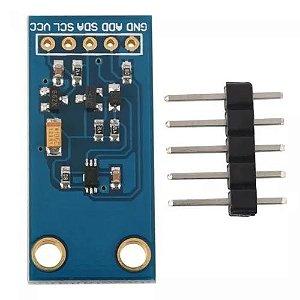 Sensor de Luz BH1750-FVI / Sensor de Luminosidade Lux Digital - GY30