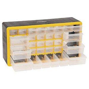 Caixa Organizadora Plastica Com 30 Gavetas Opv 0300 Vonder