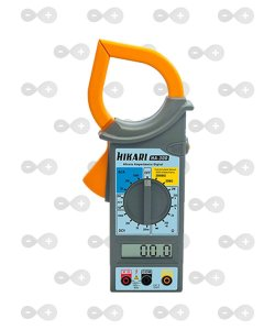Alicate Amperímetro Digital Ha-300 Lcd - Hikari