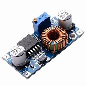 Módulo Regulador de Tensão Step Down XL4005 - Conversor DC/DC 5A Para Arduino