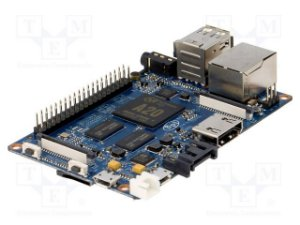 Banana Pi M1+ Com Dualcore 1ghz 1gb Ram Hdmi Wifi