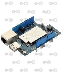 Shield Yun Wireless E Ethernet Para Arduino, Pronta Entrega