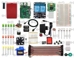 KIT RASPBERRY PI 3 AVANÇADO