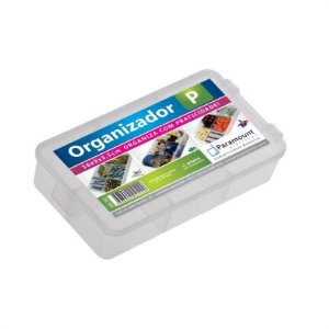 BOX ORGANIZADOR P 16X9X3,5 CM