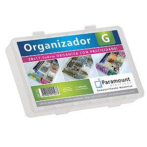 BOX ORGANIZADOR G 28X17,5X4 CM