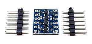 Conversor De Nível Lógico Bidirecional I2C 5v - 3,3v