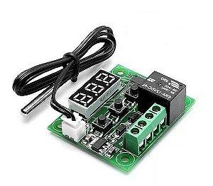 Termostato / Controle Temperatura W1209 Para Arduino Chocadeira