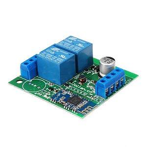 Módulo Relé 2 Canais Com Bluetooth 4.0 Ble Para Arduino