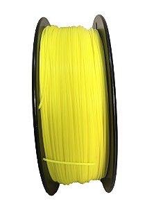 Filamento PLA 1,75mm Amarelo 1kg para Impressora 3d