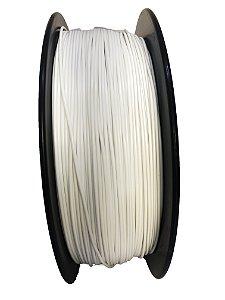 Filamento PLA 1,75mm Branco 1kg para Impressora 3d