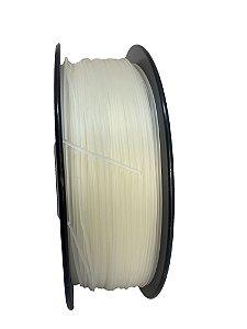 Filamento PLA 1,75mm Cor Natural 1kg para Impressora 3d